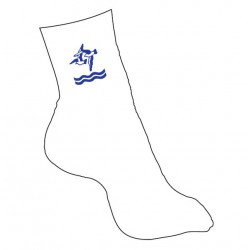 Lange IJsselvogels sokken...